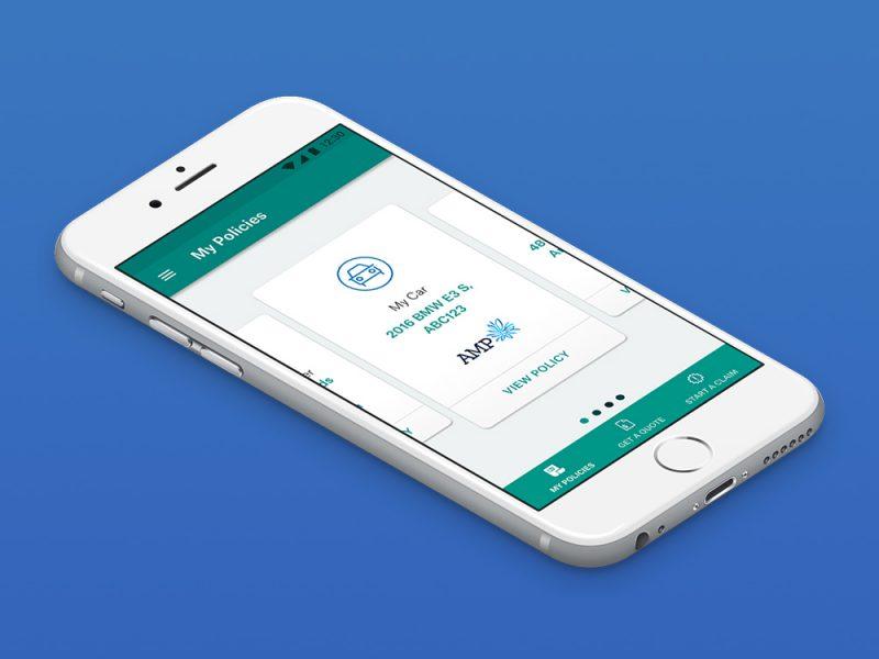 Sun Corp Insurance App